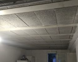 Isol R.A. - Saint-Quentin-Fallavier - Isolation plancher bas