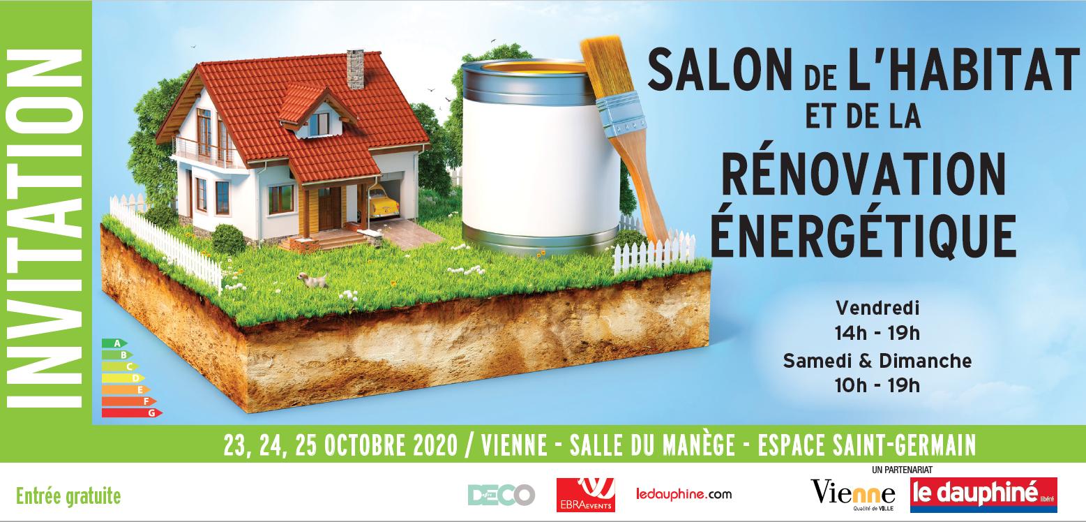 Salon de l'Habitat et de la Rénovation Energétique